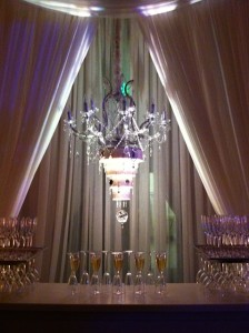 Stunning Wedding Cake Chandelier by Jay Qualls!