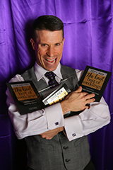 Jay is so proud of our Knot Awards and our team at Something 2 Dance 2 and Elegant Event Lighting!