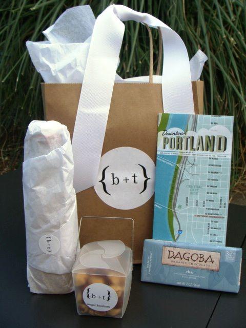 Portland Welcome Bag - Something 2 Dance 2