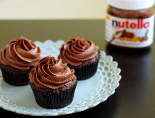 Nutella Wedding Favor Ideas