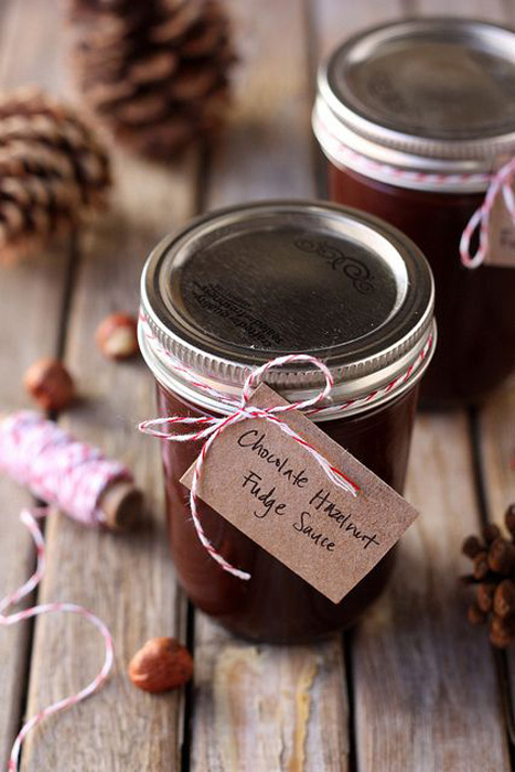 Homemade Nutella…a delicious favor for your wedding guests!