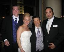 Tracy & Giancarlo Iglesias   April 21st, 2012