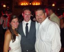 Danielle & Rob Jones   September 8th, 2012