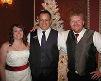 Laura & Zachary McBride | December 14th, 2012