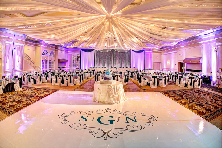 Venuti's | Elegant Event Lighting