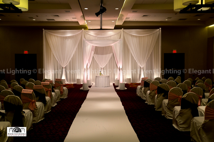 Marriott Schaumburg | Elegant Event Lighting