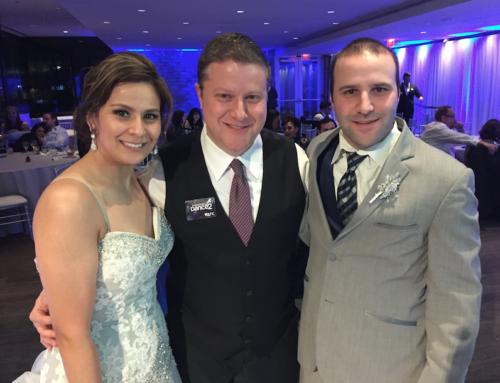 Stephanie & Anthony's Morton Arboretum Wedding