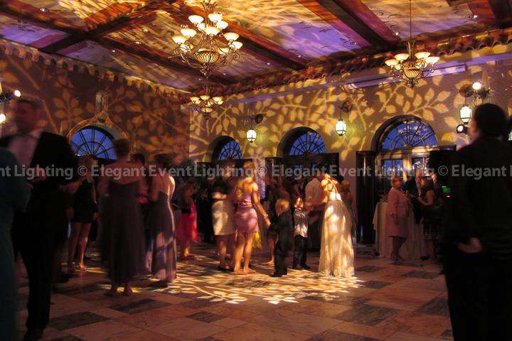 Pattern Lighting | Elegant Event Lighting