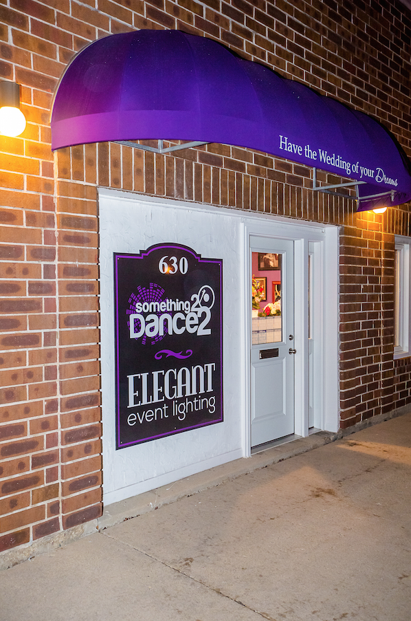 Elegant Event Lighting & Something 2 Dance 2 Office   Photo Courtesy Just Love Me Photography