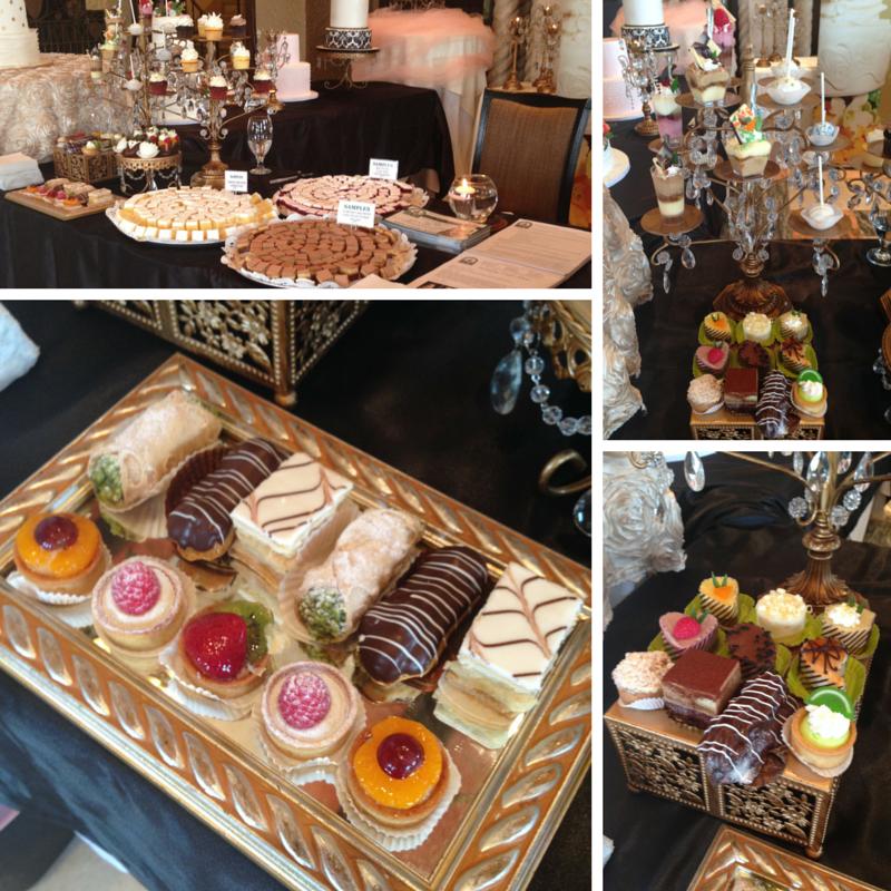 Wedding Desserts   Oak Mill Bakery
