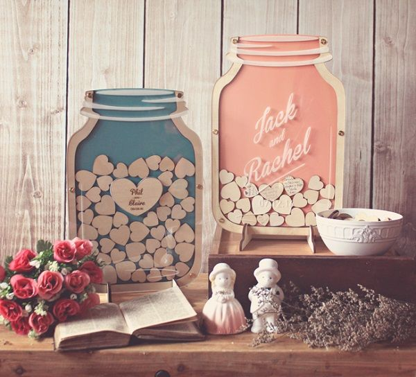 Original Wedding Guest Book Ideas: 5 Guest Book Ideas That Make Great Keepsakes
