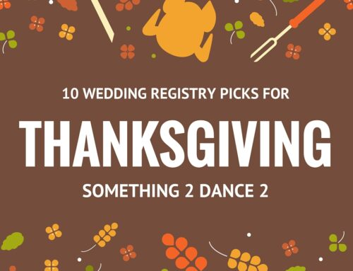 10 Wedding Registry Picks for Thanksgiving