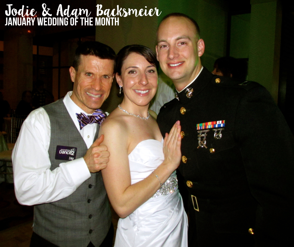 Jodie & Adam Backsmeier | January 17th, 2015
