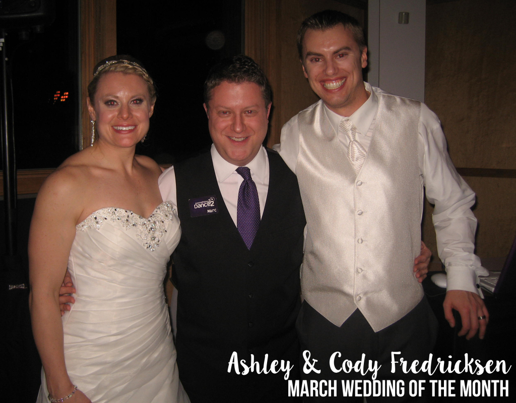 Ashley & Cody Fredricksen | March 6th, 2015