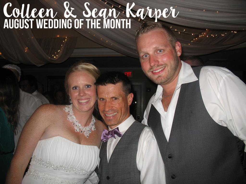 Colleen & Sean Karper | August 22nd, 2015
