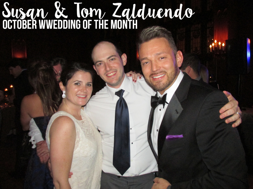 Susan & Tom Zalduendo | October 17th, 2015