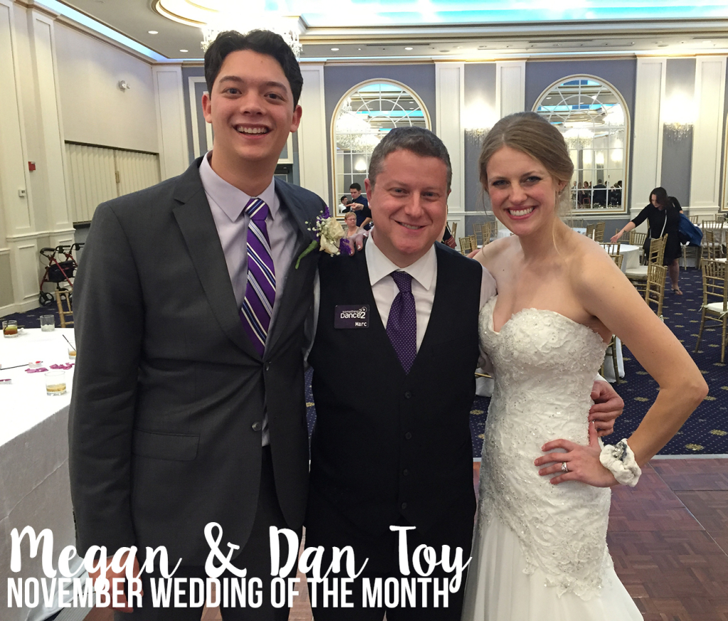 Megan & Dan Toy | November 14th, 2015