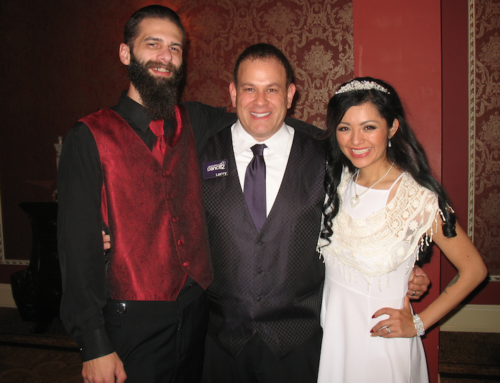 Angie & Marty's Astoria Banquets Wedding | November 13th, 2015