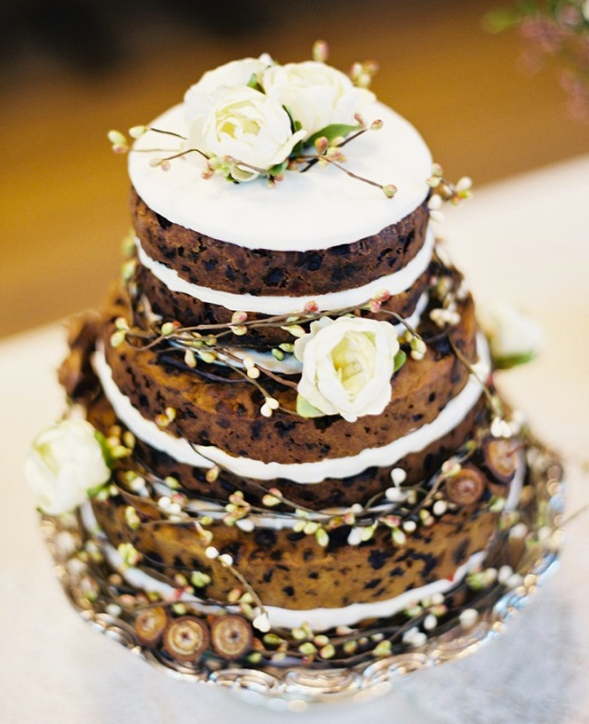 Chocolate Chip Cookie Wedding Cake - Something 2 Dance 2