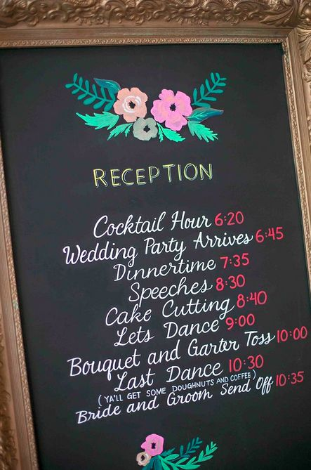 12 Creative Wedding Sign Ideas