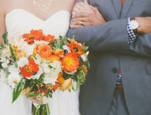 A Rainbow of Wedding Inspiration