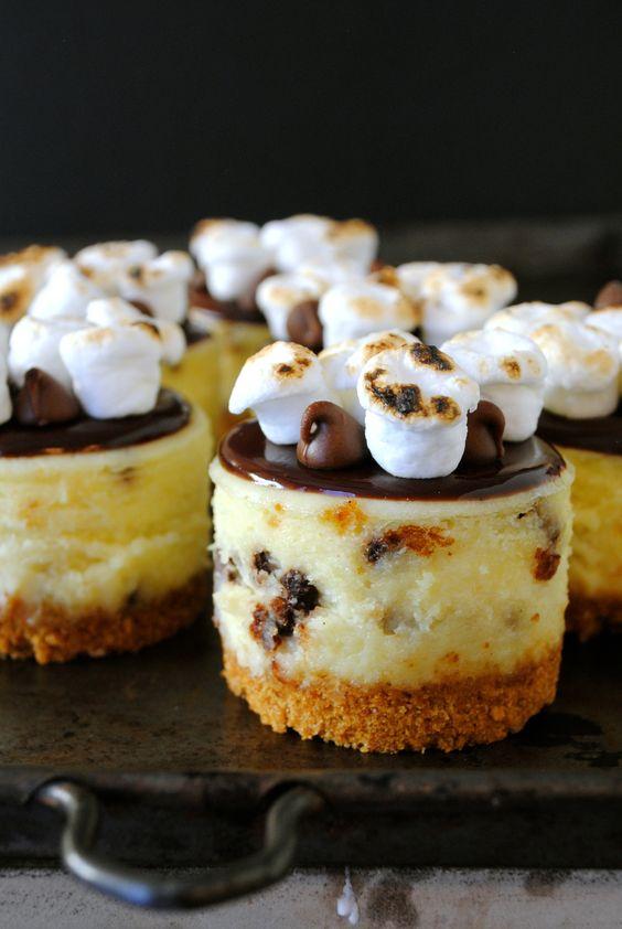 smore cheesecake