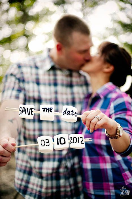 smore save the date