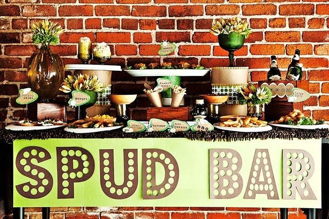 Are You Thinking About Having Any Of These Food Bars At Your Wedding Let Us Know In The Comments Below