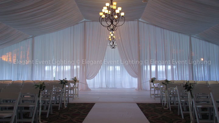 Eaglewood Ceremony Partition Wall
