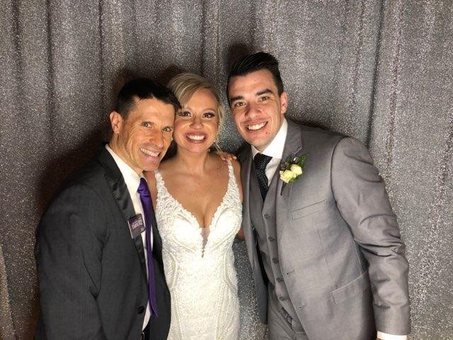 Sarah and Brian Onion Pub Wedding