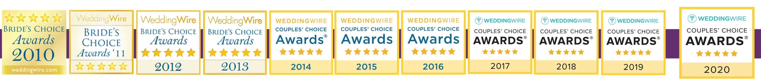 WeddingWire-Something 2 Dance 2 - Couples Choice Award 2020